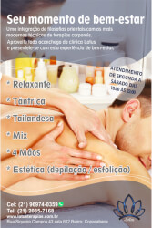 Clínica de massagens Lotus Terapias